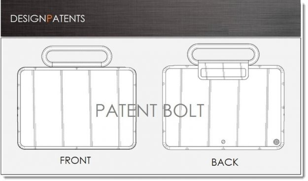Samsung patents show tablet designs with built-in ...