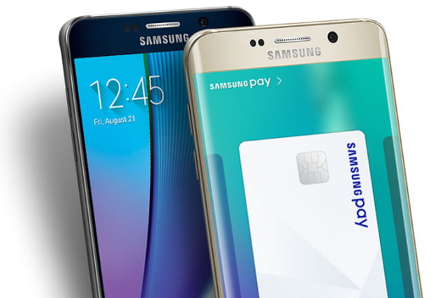 Samsung Pay Phones