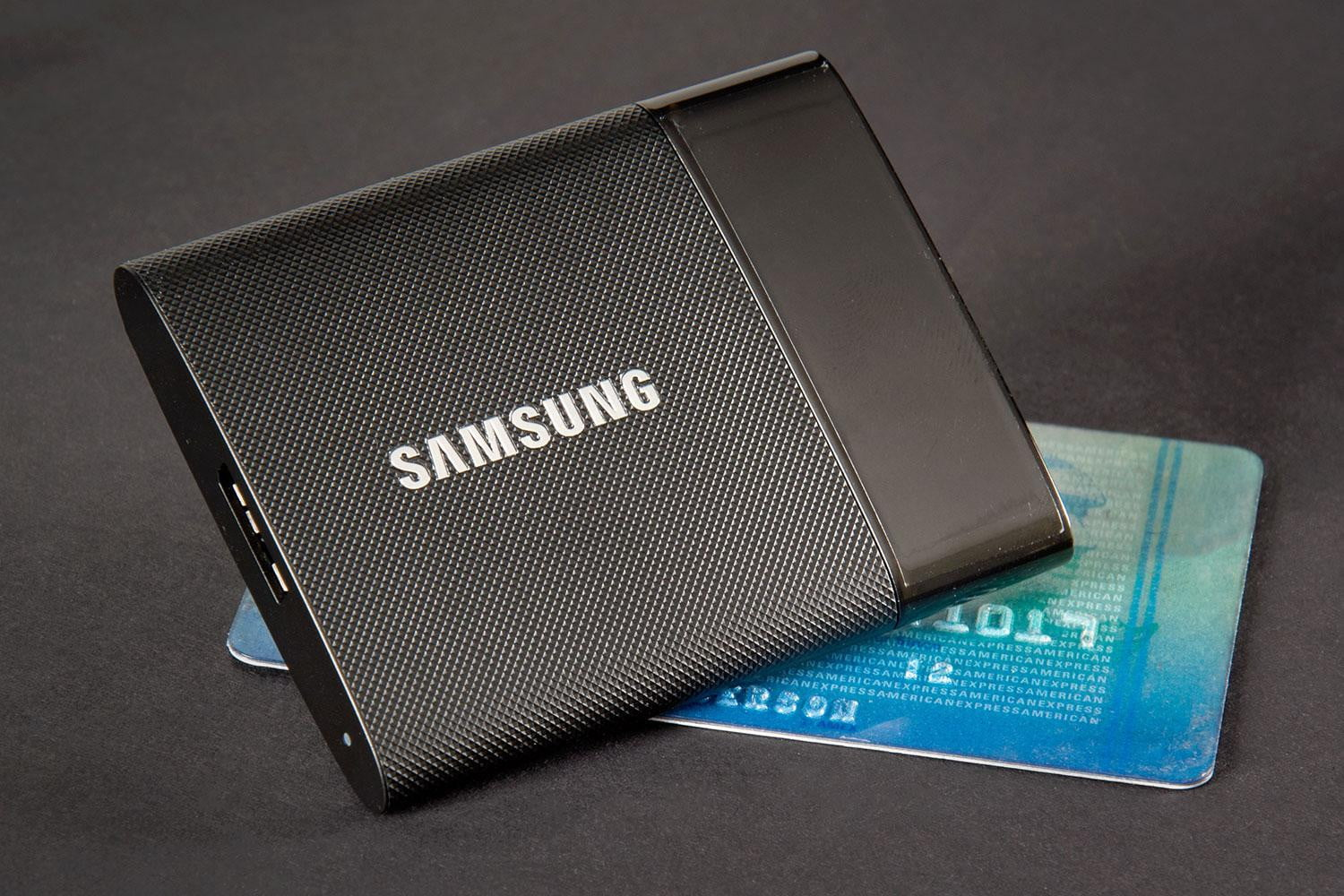 Samsung Portable Ssd T1 Review Digital Trends