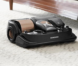 Samsung steps to Dyson with a $1,200 robovac it claims can outsuck anything