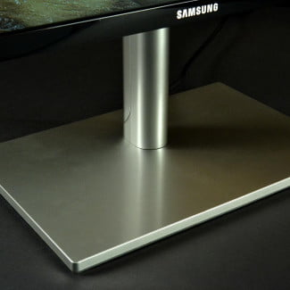 Samsung S27C750 stand front