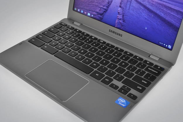 samsung series 5 550 chromebook google chrome os keyboard trackpad