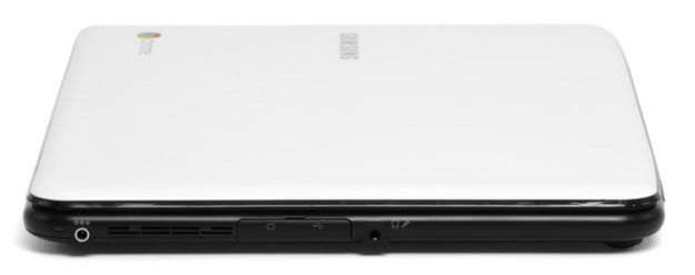 Samsung Series 5 Chromebook right side