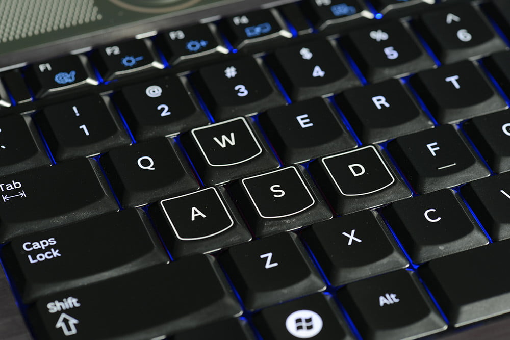 samsung series 7 gaming laptop review keyboard