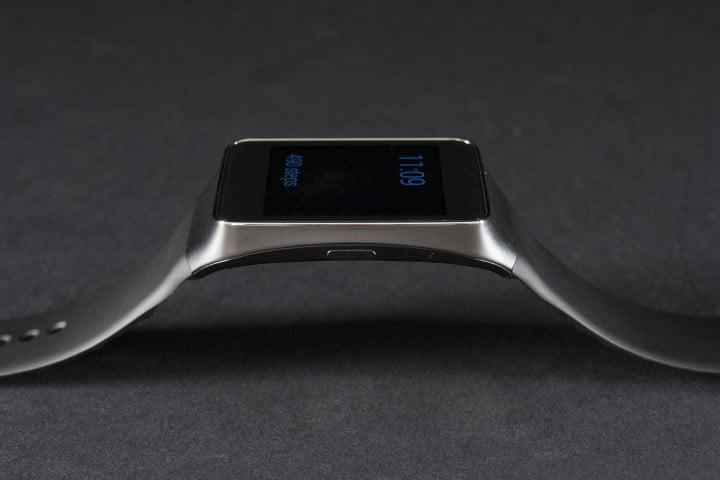 samsung gear live review sm r  right side
