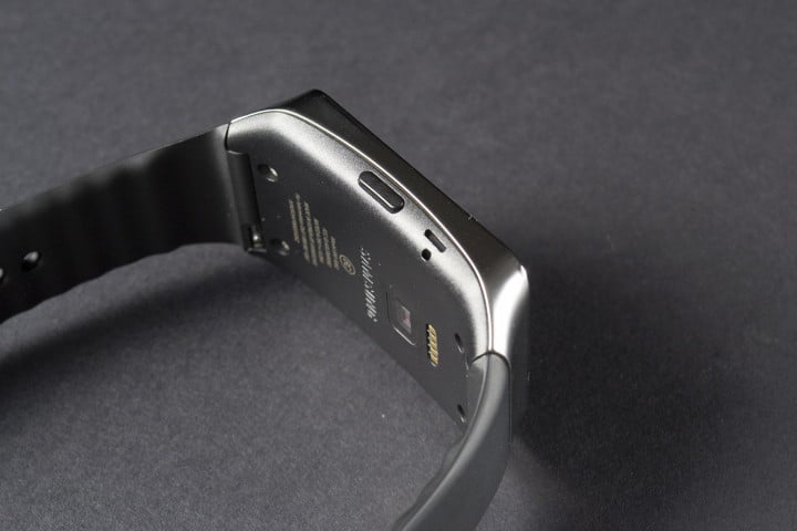 samsung gear live review sm r  side button