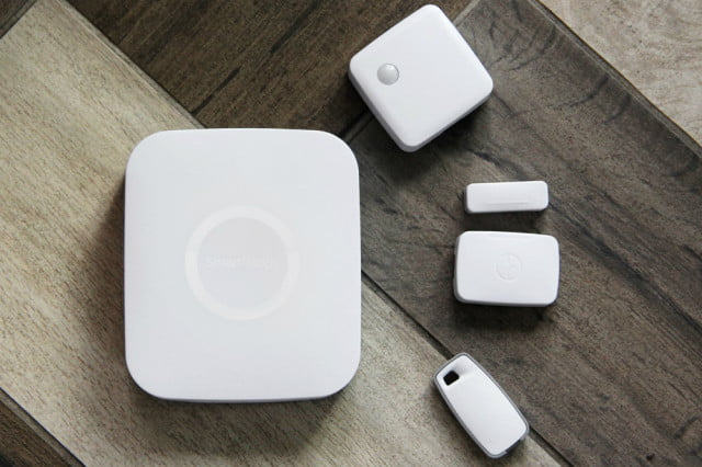 samsung tv smartthings hub