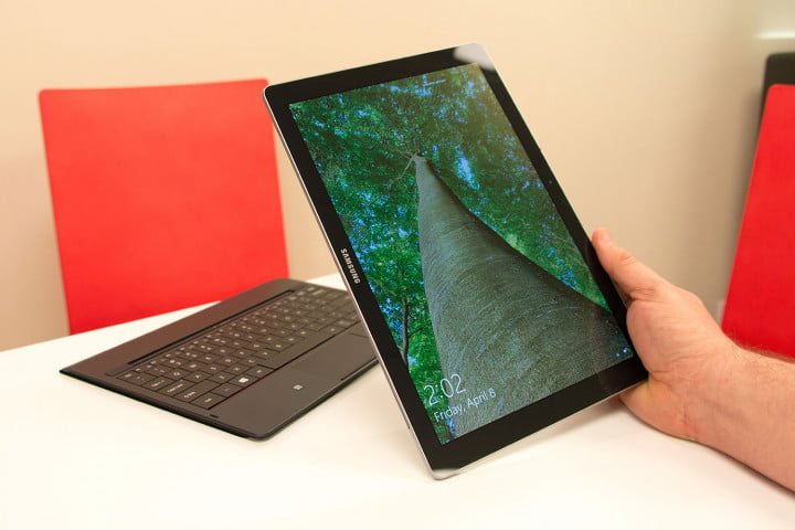 samsung tabpro s review