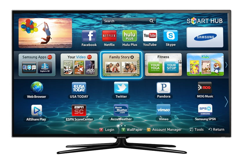 Samsung UN46ES6500 3D Smart TV Review