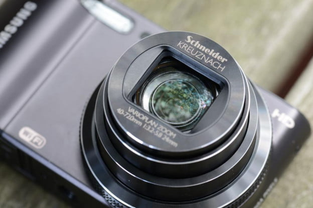 samsung wb150 review lens