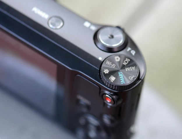 samsung wb150 review top mode dial