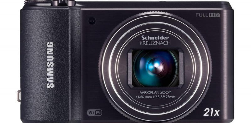 samsung wb  f review