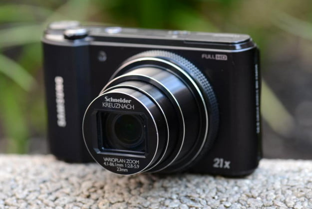 samsung wb850f review smart camera wifi angle digital camera