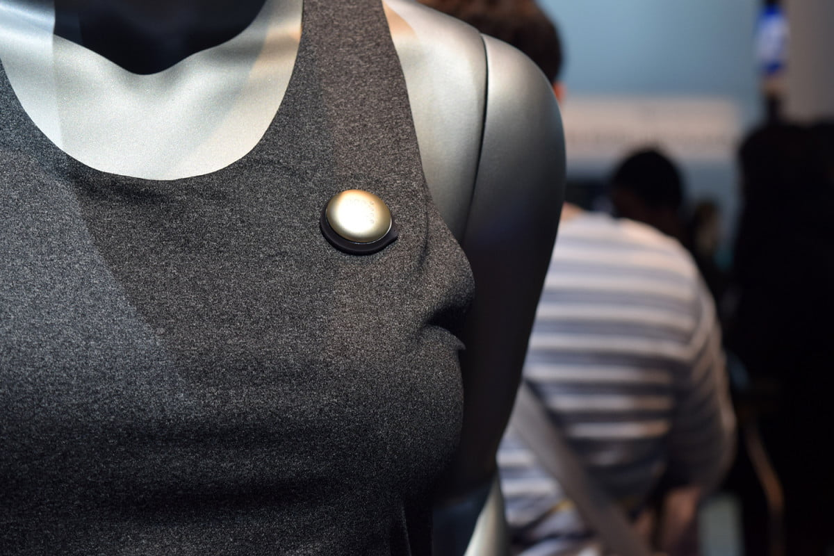 smart clothing is the future of wearables samsung wearable prototypes