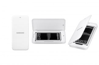 Samsung Spare Battery Charging System
