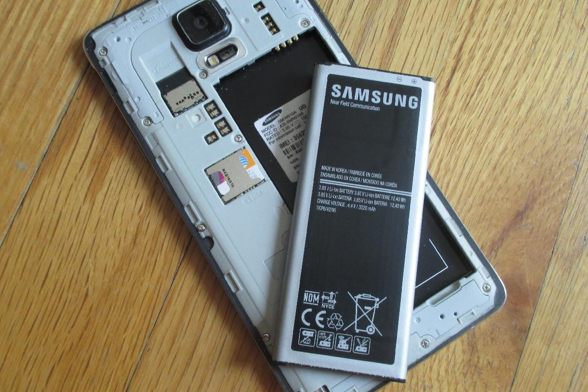 battery status api tracks phone laptop samsung from galaxy note