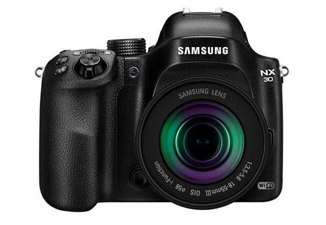 save  samsung nx mirrorless digital camera lens adorama deal