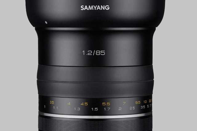 samyang introduces  mm and premium lenses