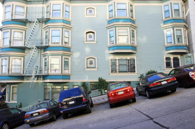 parking space auction app disables service san francisco street