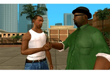 GTA San Andreas is one of the bestselling games of all time - now it's on Android