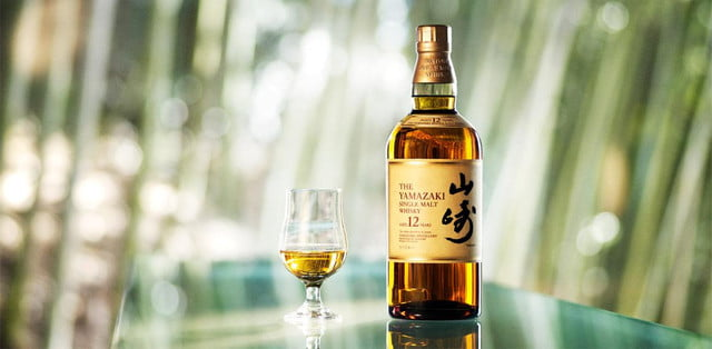japanese distillery suntory to age whisky in space santory