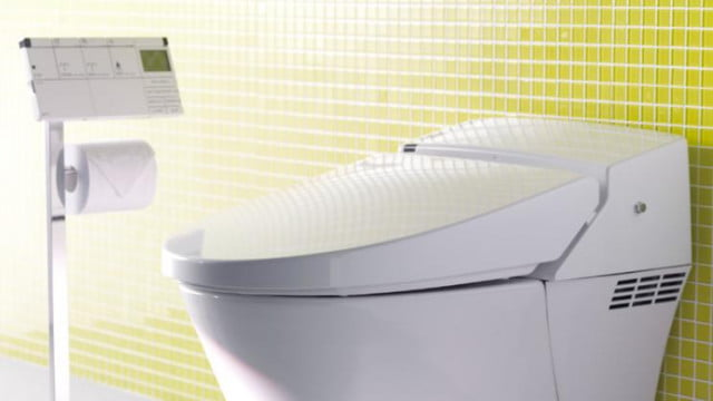 satis smart toilet