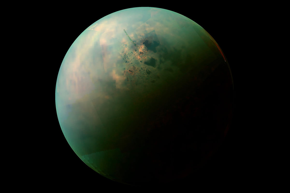 top tech stories  saturn and life on titan
