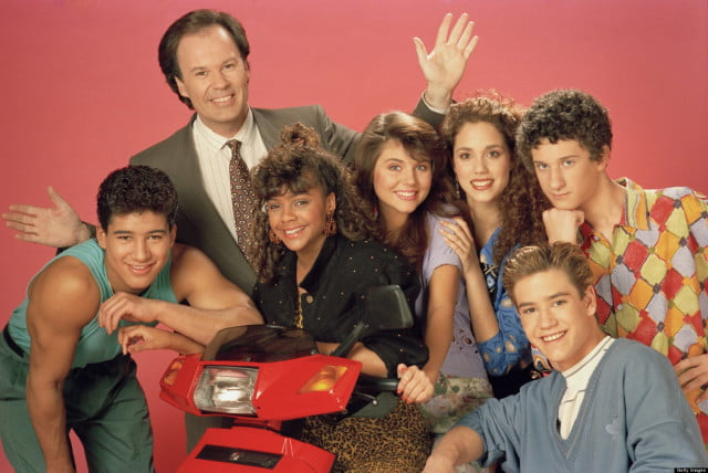 saved by the bell popup diner chicago