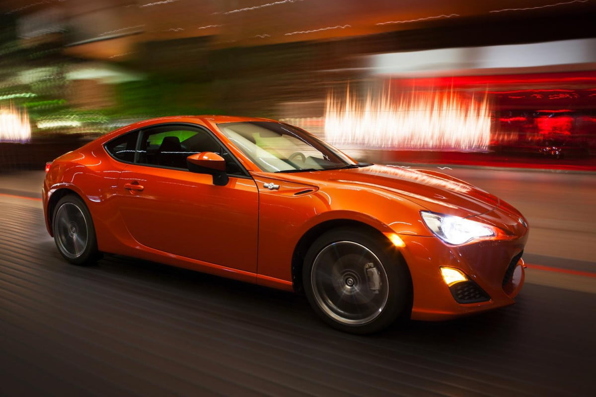 toyota could have a  horsepower fr s ready by scion orange