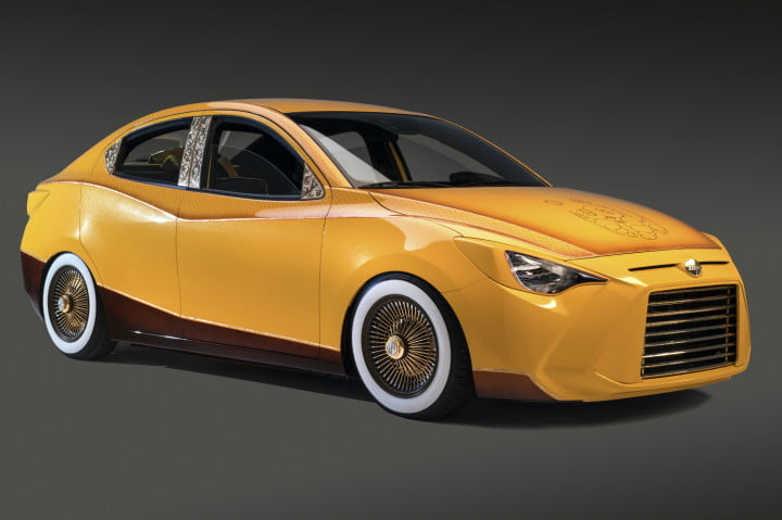 scion brings lowrider and possessed car to sema eddie huang ia