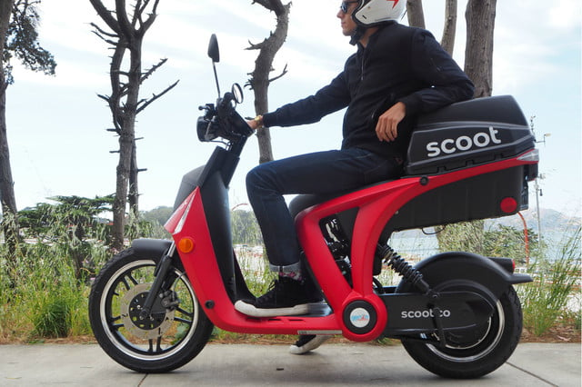 scoot networks teams up with genze electric sharing