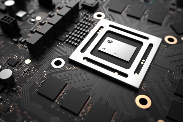 xbox project scorpio games are in already the works