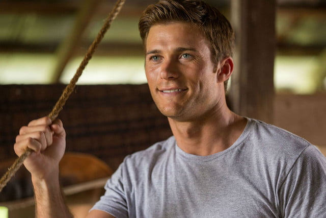 pacific rim  release date scott eastwood the longest ride