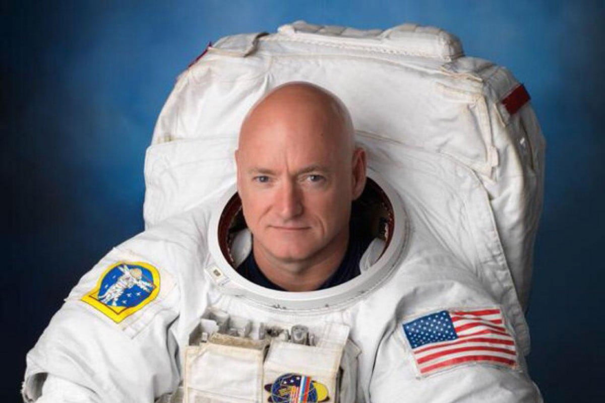 scott kelly water pong astronaut nasa space exploration