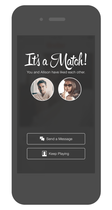 tinder update now can add people lists screen
