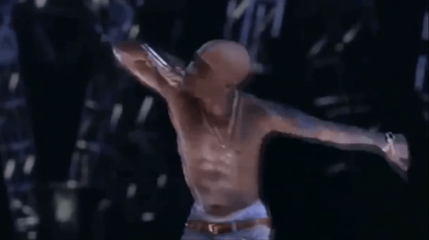 Tupac Hologram at Coachella