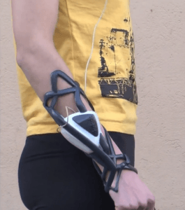 Wearable Music Trainer