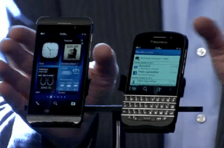 BlackBerry 10 - Z10 and Q10