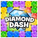 Diamond Dash Facebook Icon