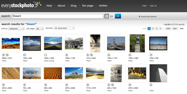 Where to download free images: EveryStockPhoto