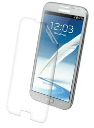 Best Galaxy Note 2 Screen Protectors: Zagg invisibleSHIELD