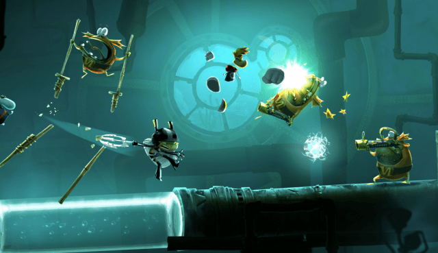 ubisofts child of light draws from jrpgs and limbo uses rayman legends tech