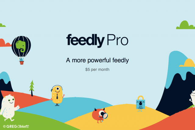 feedly pro is it worth the cost screen shot  at am