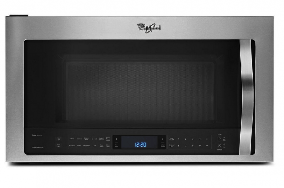 This Microwave Can Hear Your Popcorn Popping Adjusts