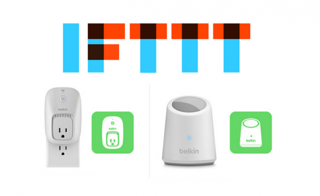 ifttt adds new triggers belkins wemo light switch screen shot  at pm