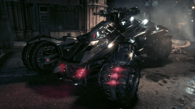 Batman: Arkham Knight - Batmobile in Battle Mode