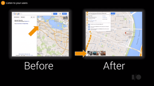 google maps evolution explained screen shot  at pm
