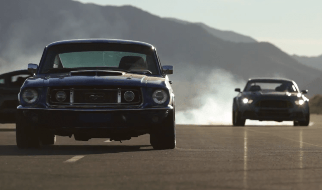 Ford Performance Mustang Video