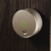 Not only is the August Smart Lock one of the best smart locks on the market, it's also one of the easiest to install and uninstall. What's more is that it works with your existing lock, so the keys your landlord provided will still work.