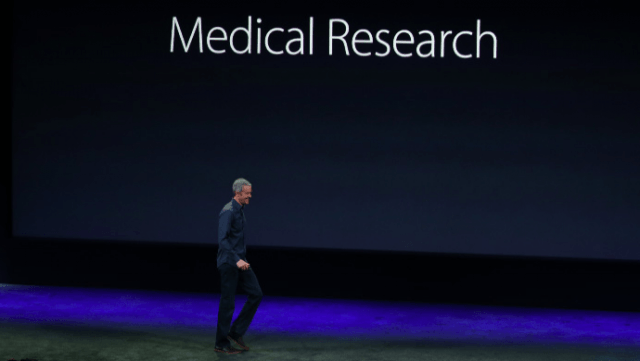 apple dna research kit news medical researchkit